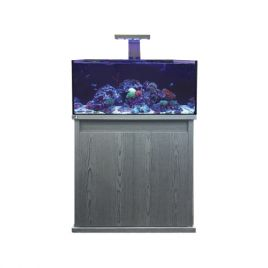 D-D REEF-PRO 900 Aquarium - Matt Carbon Oak