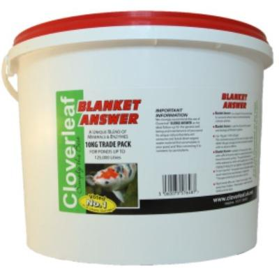 Cloverleaf Blanket Answer 10Kg