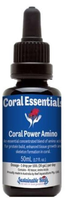 Coral Essentials Coral Power Aminos 100ml