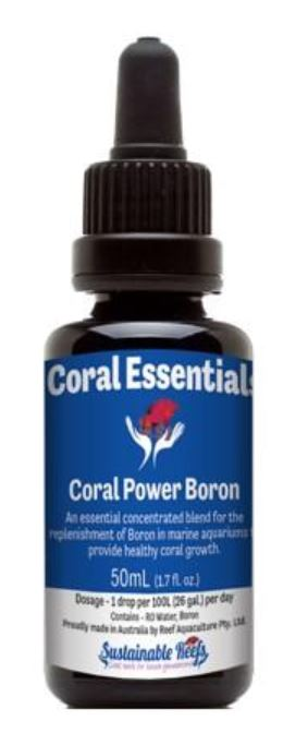 Coral Essentials Coral Power Boron 50ml