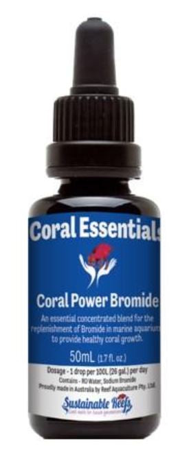 Coral Essentials Coral Power Bromide 50ml