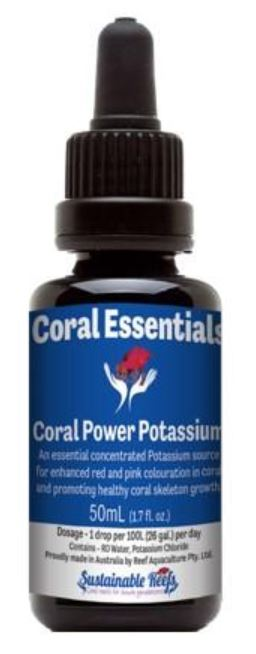 Coral Essentials Coral Power Potassium 50ml