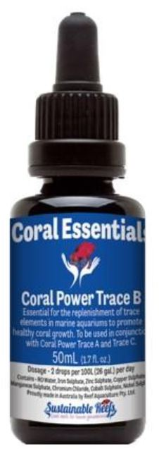 Coral Essentials Coral Power Trace B 100ml