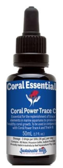 Coral Essentials Coral Power Trace C 50ml
