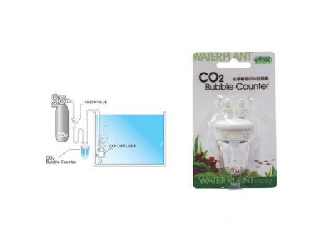 Ista CO2 Bubble Counter