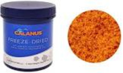 BCUK Calanus Freeze Dried Fish Food 20g