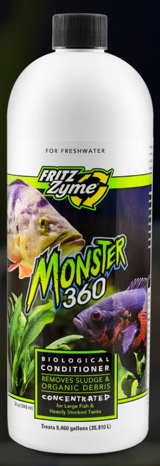 FritzZyme Monster 360 32oz