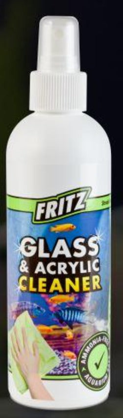 Fritz Glass/ Acrylic clean 8oz