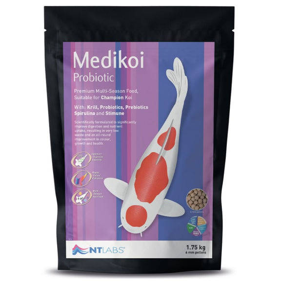 Medikoi Probiotic 1.75kg 6mm