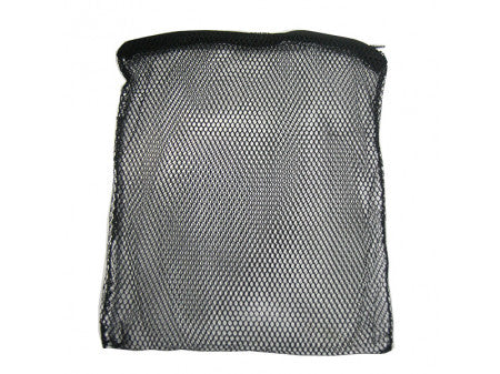 Coarse Black Media Bag