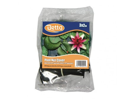Betta Pond Cover Net 3x2m