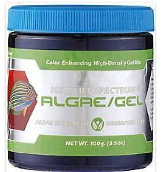 New Life Spectrum Algae / Gel 100g