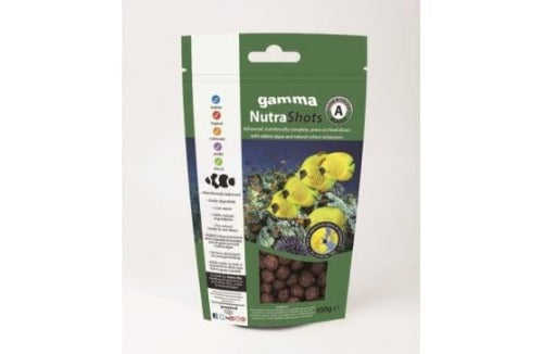 Gamma NutraShots Algae & Colour 100g