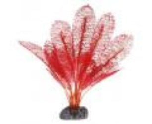 Betta Red Lace 30cm Silk Plant