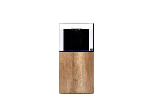 TMC Reef Habitat 60 Aquarium System with Oak Panels & Door Set
