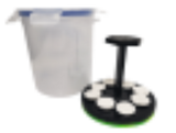 Reef Tech Frag Transport Pot Upto 8 Frags