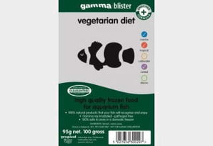 Gamma Vegetarian Diet