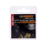MIDDY Band 'Em Latex Bands (40pc pkt)