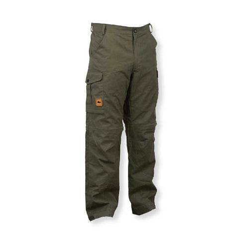 Prologic CARGO TROUSERS FOREST GREEN