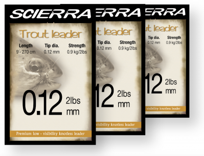 Scierra THE TROUT LEADER 9'