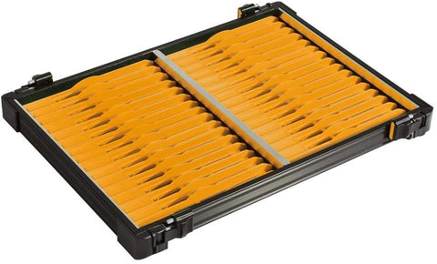 Guru Rive Black Anodised Orange Winder Tray
