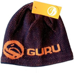 Guru Skull Cap, Navy-Orange