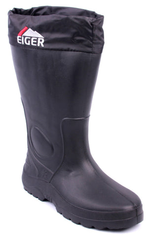 Eiger LAPLAND THERMO BOOTS BLACK