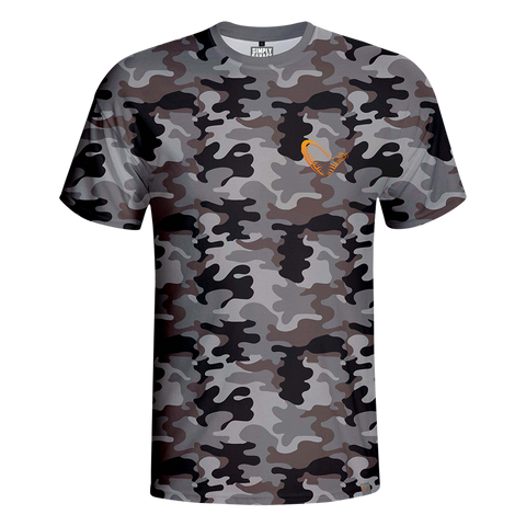 Savage Gear T-SHIRT CAMO