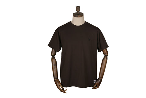 Thinking Anglers T-Shirt Brown
