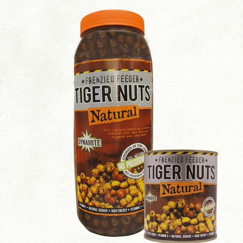 Dynamite Baits Frenzied Tigernuts