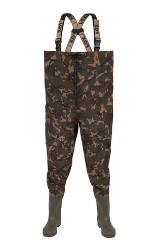 Fox Camo LW waders