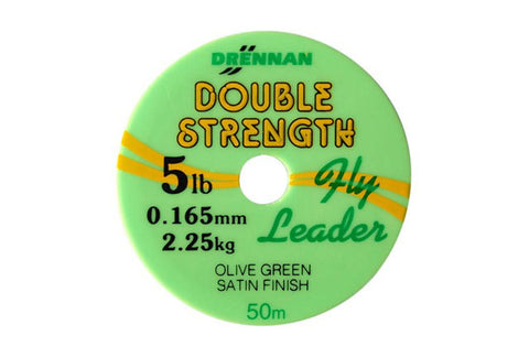 Drennan Double Strength Fly Leader