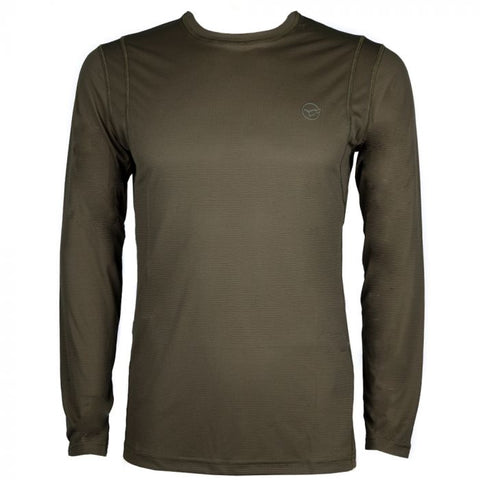 Korda Kool Quick Dry Long Sleeve T-Shirt