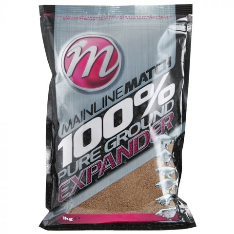 Mainline Match Expander Mix 100% Pure Ground Expander Pellet 1kg