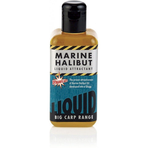 Dynamite Baits Marine Halibut Liquid Attractant