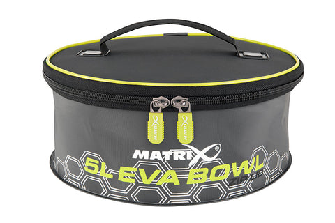 Matrix EVA 5L Bowl / Zip Lid