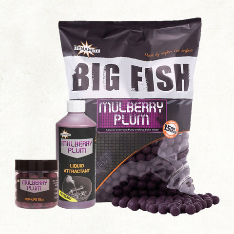Dynamite Baits Mulberry Plum Boilies