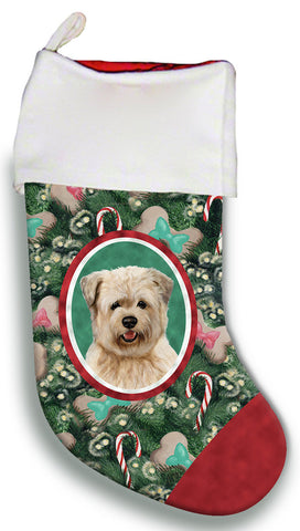 Glen of Imal Terrier Wheaten - Best of Breed Christmas Stocking