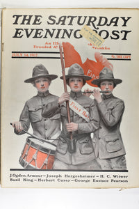 saturday evening post,
