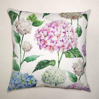 Turnip Design Summer Flower Vintage Style Home Decor Wedding Housewarming Gift Cotton Cushion Cover Throw Pillow Case TDPN13