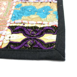 Patchwork Indian Handmade Decor Vintage Pillow Shams Couch Cushion Cover Case