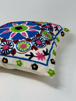 Vintage handmade pillow cover/ Decorative pillow.