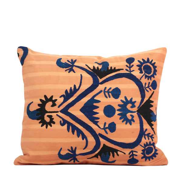 "15"" x 18"" Pillow Cover Suzani Pillow Cover Vintage FAST Shipment With UPS 09983"