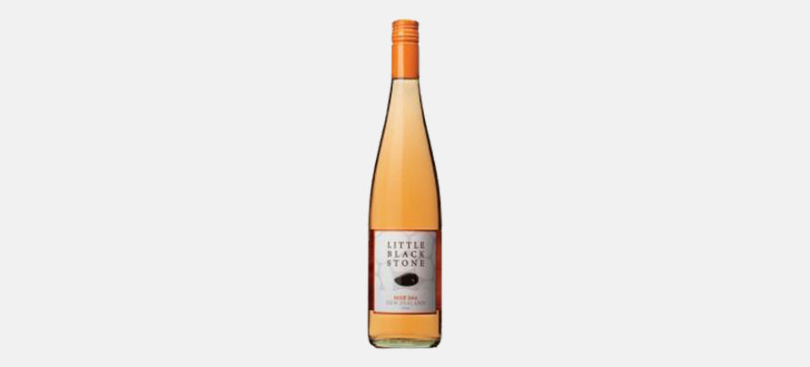 Little Black Stone 2016 Gisborne NZ Rose - now only $9.99 save $10!