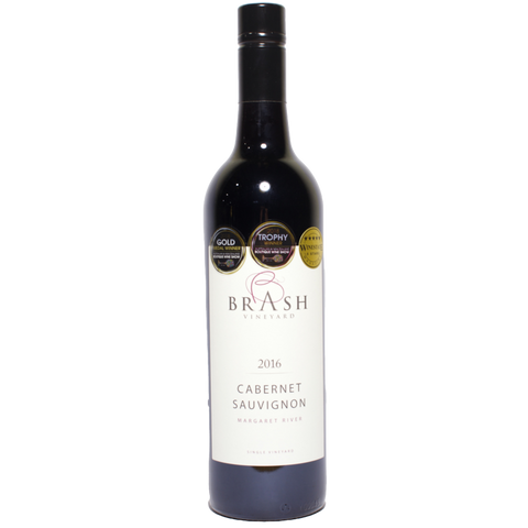 Brash 2016 Margaret River Cabernet Sauv 750ml