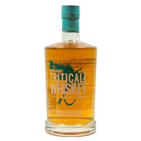 Dry Fly Triticale 45% 750ml