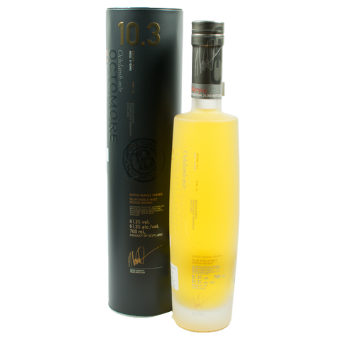 Octomore 10.3 Scottish Barley 61.3%