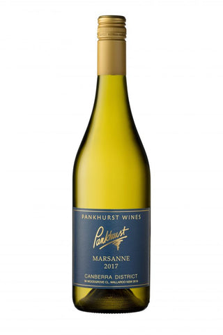 includes 10% of Roussanne blended at vintage. This is a traditional northern Rhone blend and expresses the lovely varietal characters of quince aromas and a lively clean palate. Unwooded and stirred on lees. Marsanne ages well, developing honeysuckle characters.