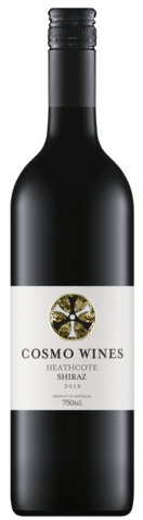 Cosmo Heathcote Shiraz 2017 750ml