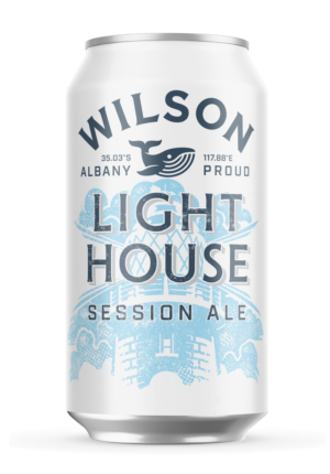 Brewed with a smooth bitterness of Ella hops and a very light dry hop of Cascade. Traditional ale malt is used with a small amount of Crystal & Munich malts give a mild sweetness that leaves you wanting more.